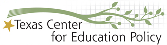 Texas Center for Education Policy Logo- Cropped